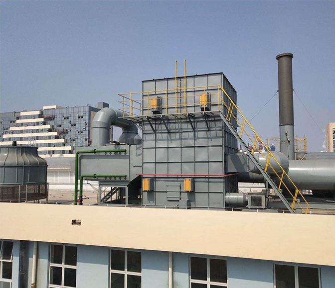 工业废气处理案例