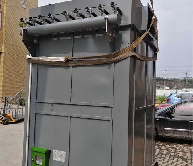注塑机废气处理案例