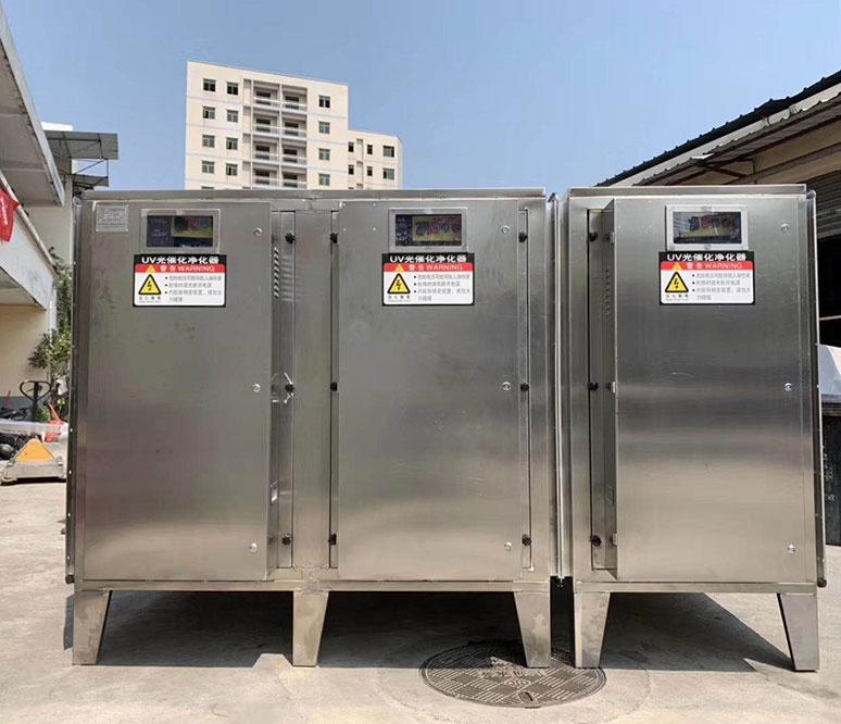 吴中UV光氧催化设备生产