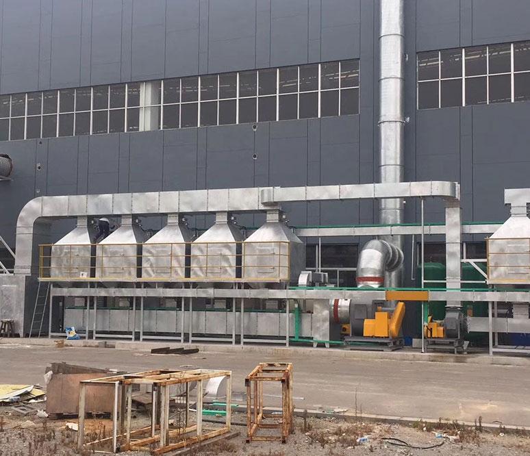 RCO催化燃烧设置厂家