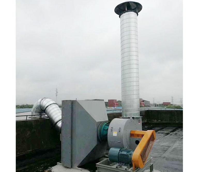 活性炭吸附设备生产